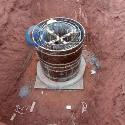检查井污水井模板定制 内外模板生产 专业定做工厂