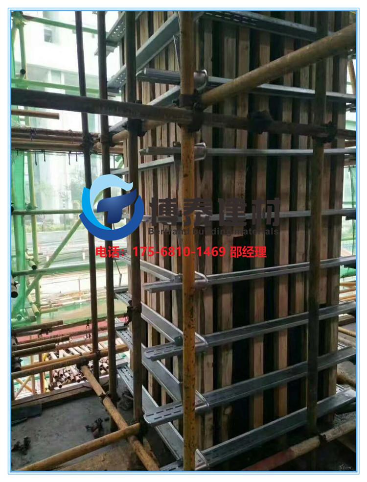 新型方柱加固件,方柱加固件厂家批发