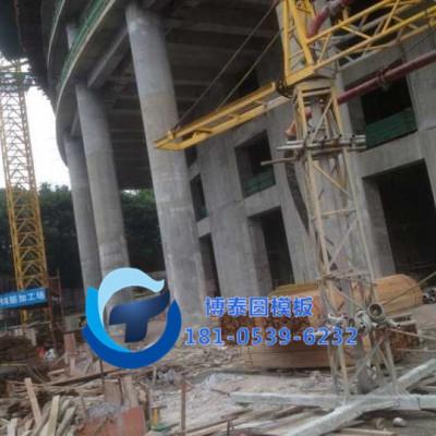 圆柱木模板厂-北京直供-圆弧模板-桥墩模板-井模板-异形模板
