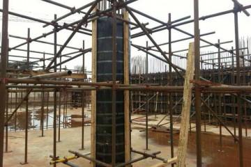 圆柱模板是干什么用的?圆柱木模板的大致用途