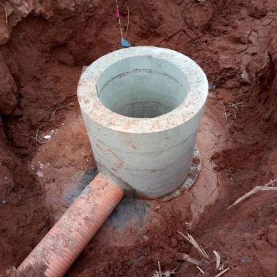 污水检查井模板制作