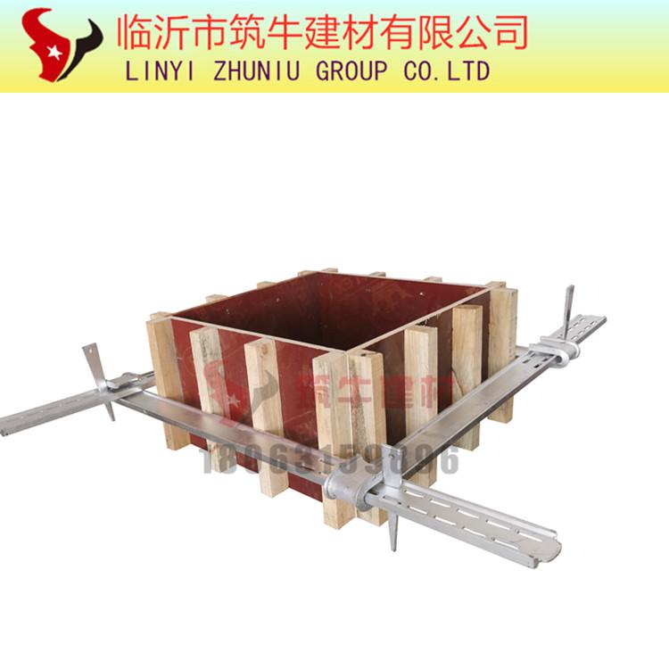 新型方柱扣 方柱加固件厂家批发 招代理 施工快捷方便