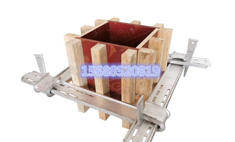 济宁方柱扣生产厂家,方柱加固件定制批发,厂家直销
