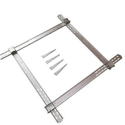 方柱模板加固件的保养方法