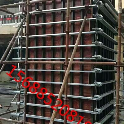 建筑施工的新型材料,方柱加固件