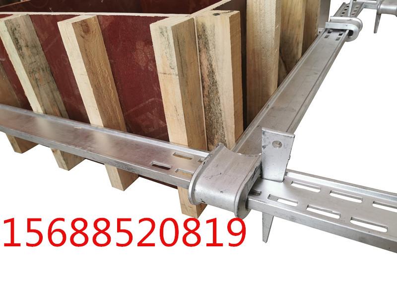 青岛新型方柱加固件生产厂家,方柱扣厂家供应商
