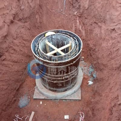 污水井检查井模板,市政井筒模板定制生产,厂家批发