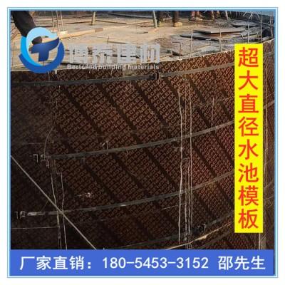 上海圆柱木模版/圆形模版/异型模版厂家直销